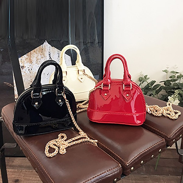 Enamel mini bag (3color) #330